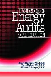 Handbook of Energy Audits, Ninth Edition