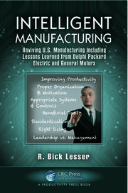 Featured Title - Intelligent Manufacturing - 1st Edition book cover