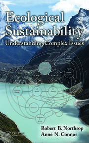Featured Title - Ecological Sustainability Understanding Complex Issues - 1st Edition book cover