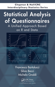 Statistical Analysis of Questionnaires: A Unified Approach Based on R and Stata