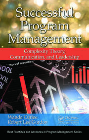 Featured Title - Successful Program Management - 1st Edition book cover
