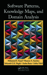 Featured Title - Software Patterns, Knowledge Maps, and Domain Analysis - 1st Edition book cover