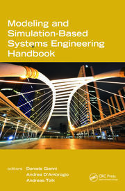 Featured Title - Modeling and Simulation-Based Systems Engineering Handbook - 1st Edition book cover