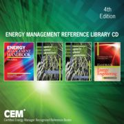 Energy Management Reference Library CD, Fourth Edition