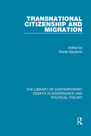 Transnational Citizenship and Migration