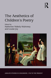 The Aesthetics of Children's Poetry: A Study of Children's Verse in English