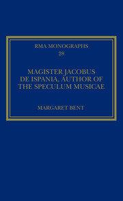 Magister Jacobus de Ispania, Author of the Speculum musicae
