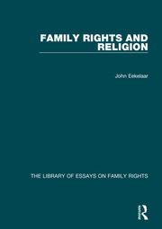 Family Rights and Religion