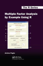 Multiple Factor Analysis by Example Using R