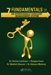 Featured Title - 7 Fundamentals of an Operationally Excellent Management Sys - 1st Edition book cover