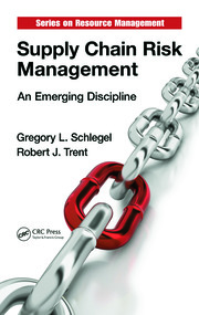 Featured Title - Supply Chain Risk Management: An Emerging Discipline - 1st Edition book cover