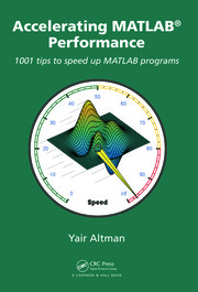 Featured Title - Accelerating MATLAB Performance - 1st Edition book cover