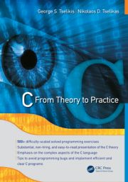 Featured Title - C: From Theory to Practice - 1st Edition book cover