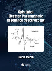 Spin-Label Electron Paramagnetic Resonance Spectroscopy