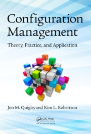 Configuration Management: Theory Practice & App - 1st Edition book cover