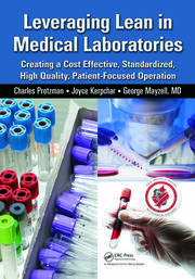 Leveraging Lean in Medical Laboratories - 1st Edition book cover