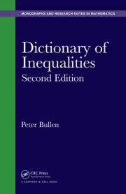 Dictionary of Inequalities, Second Edition