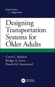 Designing Transportation Systems for Older Adults