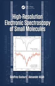 High Resolution Electronic Spectroscopy of Small Molecules