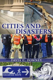 Featured Title - Cities and Disasters - 1st Edition book cover