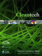 Clean Technology 2014: Energy, Renewables, Environment & Materials