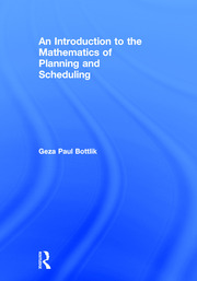 An Introduction to the Mathematics of Planning and Scheduling