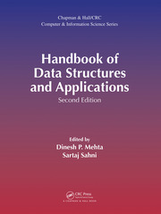 Handbook of Data Structures and Applications, Second Edition