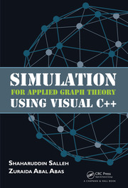 Simulation for Applied Graph Theory Using Visual C++