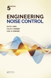 Featured Title - Engineering Noise Control - 5E - 1st Edition book cover