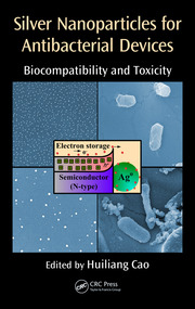 Silver Nanoparticles for Antibacterial Devices: Biocompatibility and Toxicity