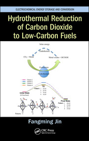 Hydrothermal Reduction of Carbon Dioxide to Low-Carbon Fuels
