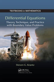 Differential Equations: Theory,Technique and Practice with Boundary Value Problems