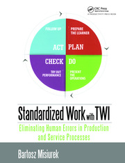 Standardized Work with TWI: Eliminating Human Errors in Production and Service Processes