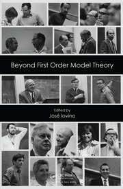 Beyond First Order Model Theory, Volume I