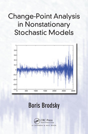 Change-Point Analysis in Nonstationary Stochastic Models