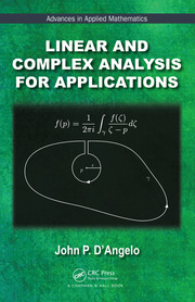 Linear and Complex Analysis for Applications