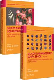Silicon Nanomaterials Sourcebook, Two-Volume Set
