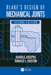 Blake's Design of Mechanical Joints
