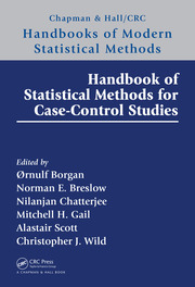 Handbook of Statistical Methods for Case-Control Studies