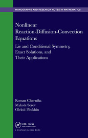Nonlinear Reaction-Diffusion-Convection: Lie and Conditional Symmetry, exact Solutions and Their Applications