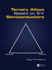 Ternary Alloys Based on III-V Semiconductors