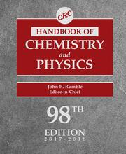 CRC Handbook of Chemistry and Physics, 98th Edition
