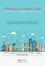 Advances in Smart Cities: Smarter People, Governance, and Solutions