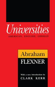 Universities: American, English, German