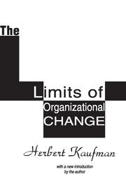 The Limits of Organizational Change