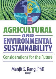 Agricultural and Environmental Sustainability - 1st Edition book cover