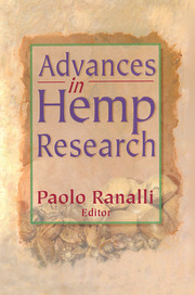 Advances in Hemp Research