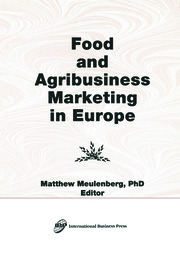 Food and Agribusiness Marketing in Europe