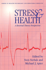 Stress And Health: A Reversal Theory Perspective