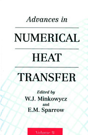 Advances in Numerical Heat Transfer, Volume 2